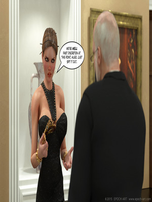 3D Porn Comics Clara Ravens 4- Colombina's Illusion Porn Comic 219