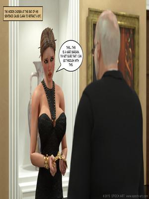 3D Porn Comics Clara Ravens 4- Colombina's Illusion Porn Comic 221