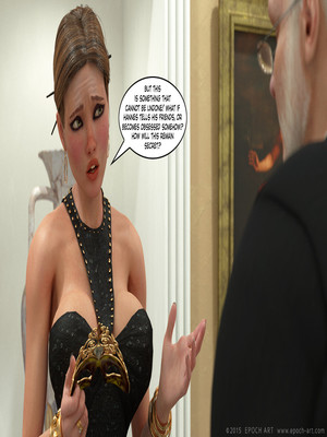 3D Porn Comics Clara Ravens 4- Colombina's Illusion Porn Comic 223