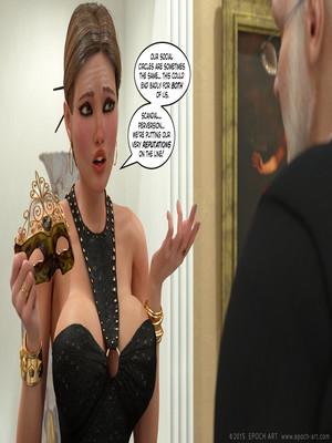 3D Porn Comics Clara Ravens 4- Colombina's Illusion Porn Comic 224