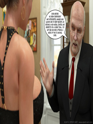 3D Porn Comics Clara Ravens 4- Colombina's Illusion Porn Comic 225