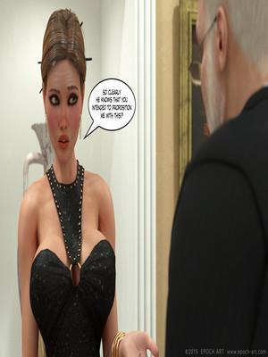 3D Porn Comics Clara Ravens 4- Colombina's Illusion Porn Comic 226