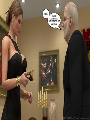 3D Porn Comics Clara Ravens 4- Colombina's Illusion Porn Comic 232