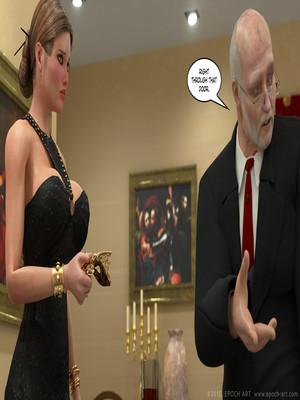 3D Porn Comics Clara Ravens 4- Colombina's Illusion Porn Comic 233