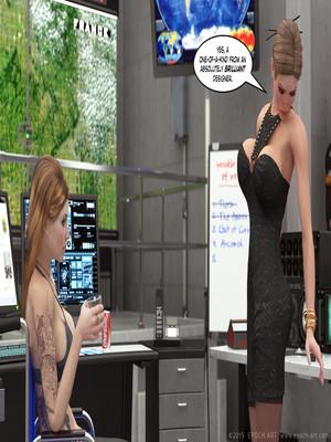 3D Porn Comics Clara Ravens 4- Colombina's Illusion Porn Comic 24