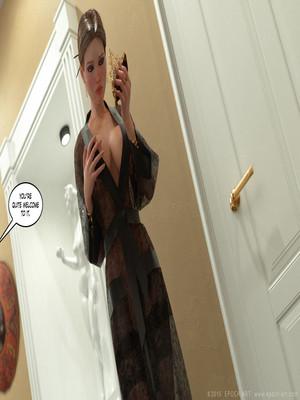 3D Porn Comics Clara Ravens 4- Colombina's Illusion Porn Comic 247