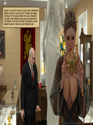 3D Porn Comics Clara Ravens 4- Colombina's Illusion Porn Comic 249