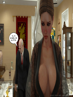 3D Porn Comics Clara Ravens 4- Colombina's Illusion Porn Comic 251