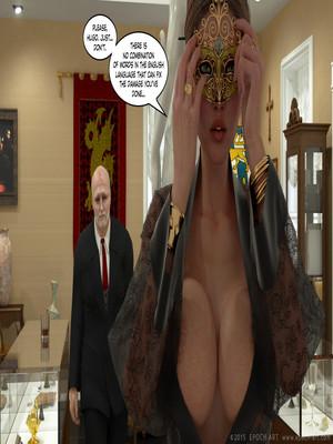 3D Porn Comics Clara Ravens 4- Colombina's Illusion Porn Comic 252