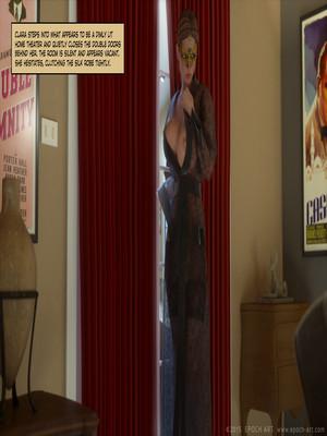 3D Porn Comics Clara Ravens 4- Colombina's Illusion Porn Comic 253