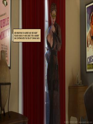 3D Porn Comics Clara Ravens 4- Colombina's Illusion Porn Comic 254