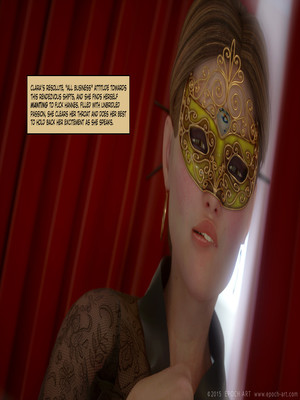3D Porn Comics Clara Ravens 4- Colombina's Illusion Porn Comic 260