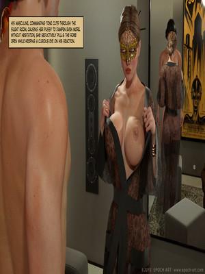3D Porn Comics Clara Ravens 4- Colombina's Illusion Porn Comic 266