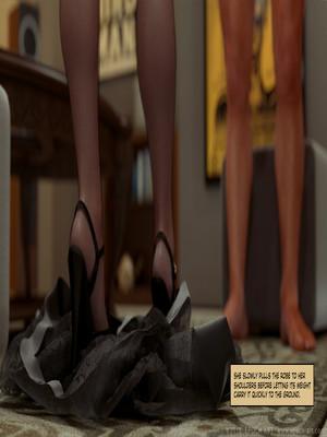 3D Porn Comics Clara Ravens 4- Colombina's Illusion Porn Comic 267