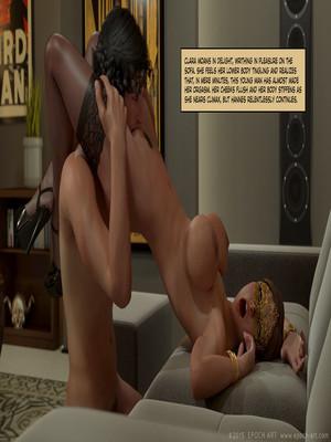 3D Porn Comics Clara Ravens 4- Colombina's Illusion Porn Comic 288