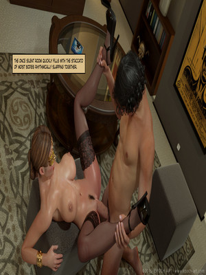 3D Porn Comics Clara Ravens 4- Colombina's Illusion Porn Comic 316