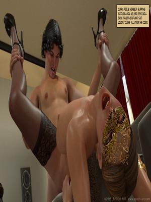 3D Porn Comics Clara Ravens 4- Colombina's Illusion Porn Comic 319