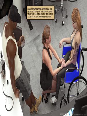 3D Porn Comics Clara Ravens 4- Colombina's Illusion Porn Comic 33