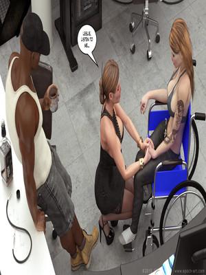 3D Porn Comics Clara Ravens 4- Colombina's Illusion Porn Comic 34