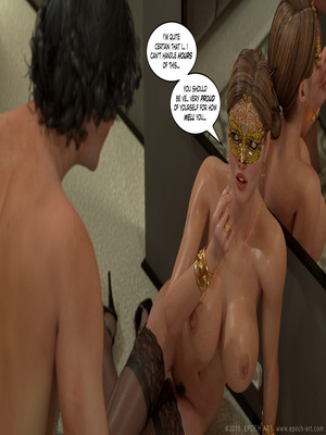 3D Porn Comics Clara Ravens 4- Colombina's Illusion Porn Comic 346