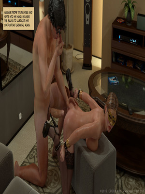 3D Porn Comics Clara Ravens 4- Colombina's Illusion Porn Comic 369