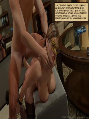 3D Porn Comics Clara Ravens 4- Colombina's Illusion Porn Comic 376