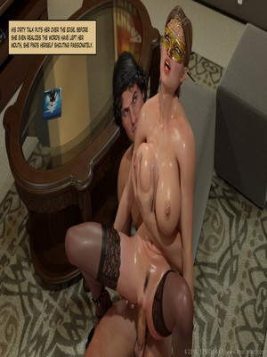 3D Porn Comics Clara Ravens 4- Colombina's Illusion Porn Comic 383