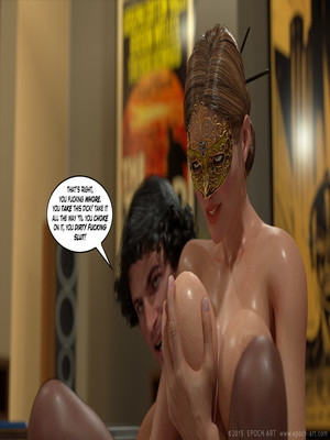 3D Porn Comics Clara Ravens 4- Colombina's Illusion Porn Comic 385