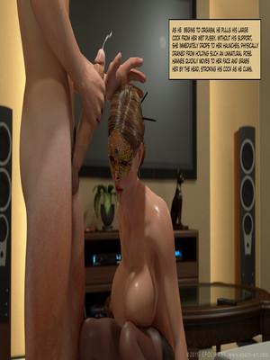 3D Porn Comics Clara Ravens 4- Colombina's Illusion Porn Comic 395