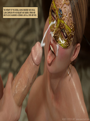 3D Porn Comics Clara Ravens 4- Colombina's Illusion Porn Comic 397