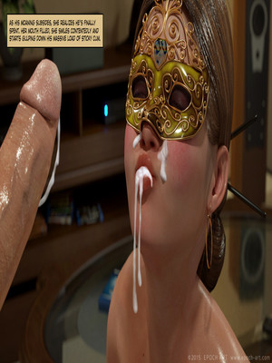 3D Porn Comics Clara Ravens 4- Colombina's Illusion Porn Comic 401