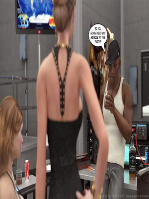 3D Porn Comics Clara Ravens 4- Colombina's Illusion Porn Comic 50