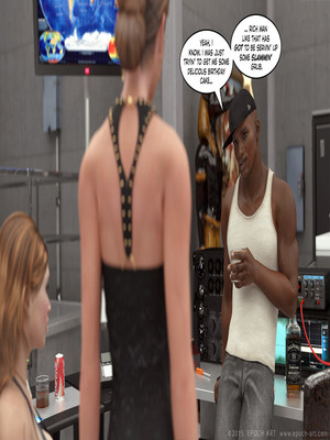 3D Porn Comics Clara Ravens 4- Colombina's Illusion Porn Comic 52