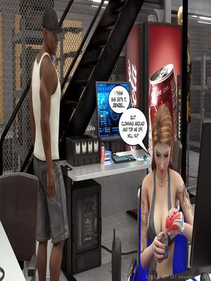 3D Porn Comics Clara Ravens 4- Colombina's Illusion Porn Comic 64