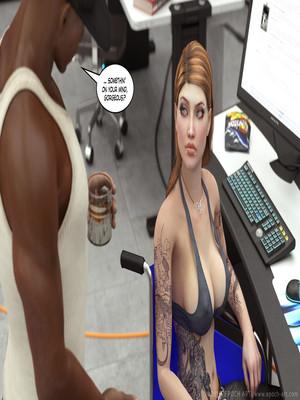 3D Porn Comics Clara Ravens 4- Colombina's Illusion Porn Comic 67
