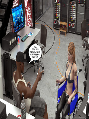 3D Porn Comics Clara Ravens 4- Colombina's Illusion Porn Comic 71
