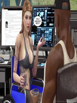 3D Porn Comics Clara Ravens 4- Colombina's Illusion Porn Comic 72