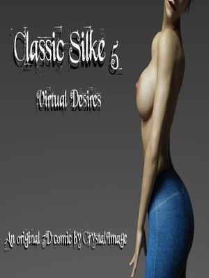 Porn Comics - Classic Silke 5- Virtual Desires free Porn Comic