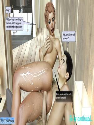 Classic Silke 5- Virtual Desires free Porn Comic