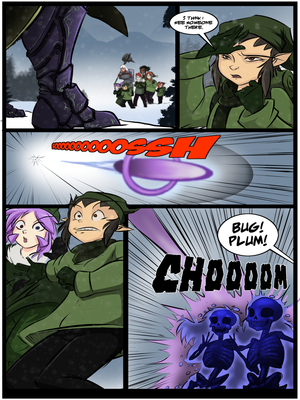 Clumzor- The Party Ch. 7 free Porn Comic
