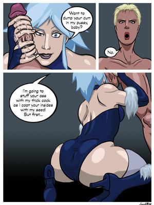 Adult Comics Cold Fusion (Batman, League of Legends) Porn Comic 05