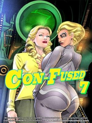 Porn Comics - XXX – Con Fused 07- Mind Control Porn Comic