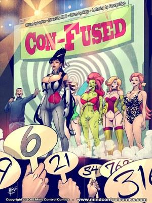 Adult Comics Con-fused 6- Mind Control Porn Comic 01