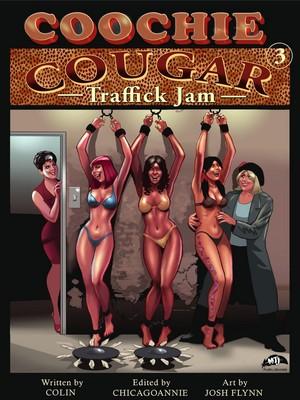 Porn Comics - Coochie Cougar 03- TrafficK Jam free Porn Comic