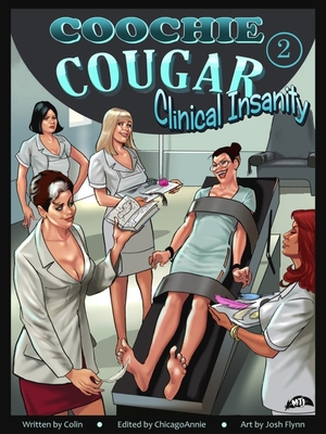 Porn Comics - Coochie Cougar 2- Clinical Insanity free Porn Comic