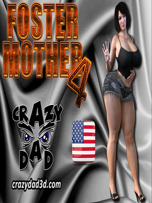 Porn Comics - Crazy Dad- Foster Mother 4 free Porn Comic