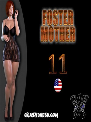 Porn Comics - CrazyDad- Foster Mother 11 free Porn Comic