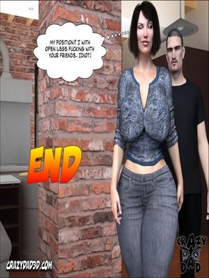 CrazyDad3D- Foster Mother 10 free Porn Comic