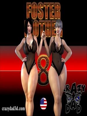 Porn Comics - CrazyDad3D- Foster Mother 8 free Porn Comic