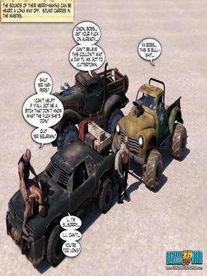 3D Porn Comics Crazyxxx3DWorld- Pox Eclipse Porn Comic 13